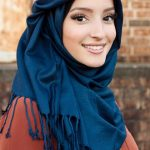 6 Easy Steps Using the Pashmina Veil